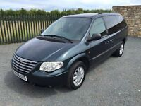 2006 06 CHRYSLER GRAND VOYAGER 2.7 LTD XS *DIESEL* 7 SEATER AUTOMATIC M.P.V - ONLY 1 OWNER FROM NEW!