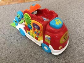 VTech Toot Toot car carrier