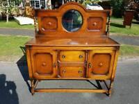 Vintage Dresser Sideboard Unit