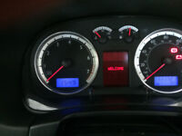 MILES TO EMPTY ,LIT NEEDLES FOR VW MK4 GOLF & BORA,PASSAT ETC.
