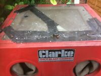 Clarke CSB20B Heavy Duty Blast Cabinet