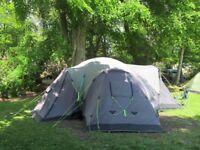 Outwell Harford Tent sleeps 8