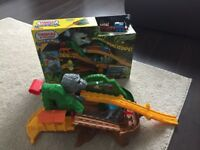 Thomas and Friends Take-n-Play set in box in excellent condition