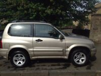 Suzuki Grand Vitara 2.0 2005 (05)**Diesel**Full Years MOT**4x4 for only £1795