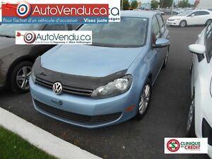 2010 Volkswagen Golf COMFORTLINE (49$/Sem.)*