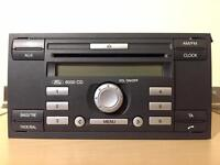 Ford 6000CD Stereo Radio CD head unit with code