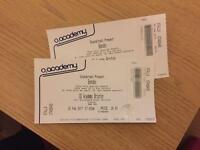 Bonobo Saturday 25-Feb Brixton Standing 2x tickets (can sell individually)