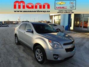 2013 Chevrolet Equinox 2LT - Pst paid, Remote start, Rear view c
