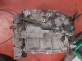 Vauxhall AF33 gearbox