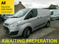 Ford, TRANSIT CUSTOM, Panel Van, 2013, Manual, 2198 (cc)