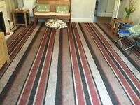 Stripped Carpet