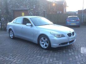 """2004 BMW 525i SE ** manual ** 17"""" alloys* I drive ** parking sensors"""