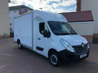2015 year 65reg Renault master LL35 loloader low roof 2.3 dci 125 business LWB FWD 1 owner no vat