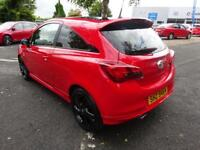 Vauxhall Corsa LIMITED EDITION (red) 2015-01-23