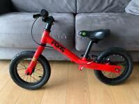 "Frog Tadpole 12"" balance bike"