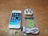 Iphone 4 white 8GB unlocked! Excellent condition x