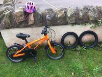 Frog 43 orange bike. Very good used condition