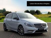 Mercedes-Benz B Class B180 CDI BLUEEFFICIENCY SPORT (silver) 2012-09-05