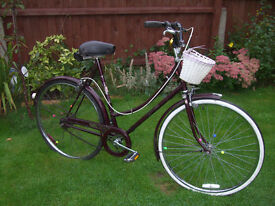 RALEIGH CAMEO ONE OF MANY QUALITY BICYCLES FOR SALE