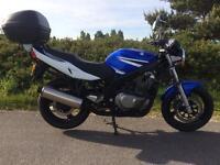 Suzuki gs500 only 8400 miles !!!
