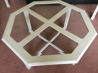G-Plan Octagonal Coffee table with 4 side tables