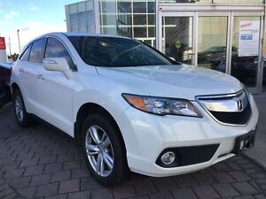 2015 Acura RDX AWD | LEATHER | CLEAN CARPROOF | REAR CAM |