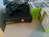 Xbox 360 with 40+ games