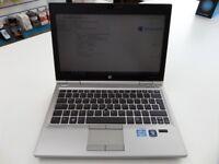 "HP Elitebook 2570P Laptop Notebook 12.5"" Screen 320GB 4GB Windows 10 ( 1 of 2 )"