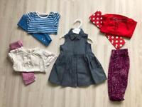 Baby girl 3-6 Months bundle