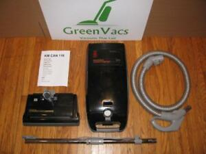 KENMORE PANASONIC CANISTER VACUUM CLEANER MOD 116 REFURBISHED by GreenVacs to CLEAN LIKE NEW COMPLETE DISINFECTED TESTED