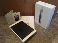 Perfect! As New, scratch free 32GB iPad Mini. Great Christmas present. A1432 Wifi