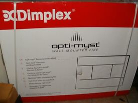 NOW REDUCED ***NEW **, BOXED ,** DIMPLEX TAHO FIRE .***** BARGAIN *****