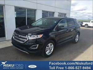 2016 Ford Edge SEL with MOONROOF & NAV $238.16 b/weekly.