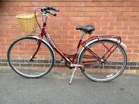 Raleigh Caprice Large Ladies Bike, Excellent condition