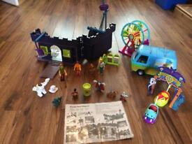 Scooby Doo playset