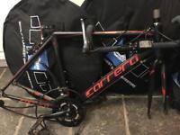 Bicycle Carrera virtuoso road bike 51 frames