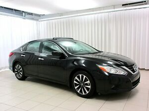 2016 Nissan Altima 2.5SV SEDAN w/ BLUETOOTH, ALLOYS & SUNROOF