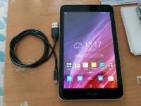 Asus tablet 7 inches screen