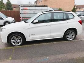 BMW X3 x drive 2.0ltr M Sport