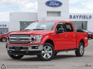 2018 Ford F-150 XLT 4X4|NAVIGATION|REMOTE START|BLUETOOTH