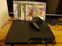 PS3 + Games for sale - great Christmas present