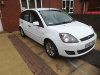 """Ford Fiesta 1.4 TDCI 5dr Hatchback. MOT 05/2019. Very Economical and only £30 per year Road Tax!"""""""