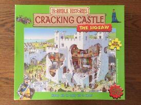 Horrible Histories 'Cracking Castles' Jigsaw