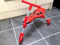Ladybird Scuttle Bug Tricycle
