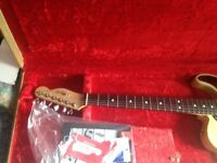 1994 FENDER USA Telecaster special edition ONLY 600 MADE