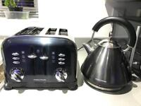 Kettle & Toaster Morphy Richards Accents Black