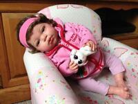 Beautiful Reborn Baby Doll