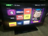 """42"""" Samsung full HD freeview TV - excellent condition"""