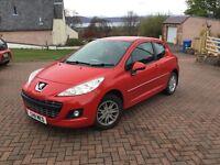 Peugeot 207 1.4 active 3dr