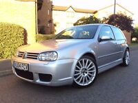 Volkswagen golf R32 Coupe 2004 manual 4-motion 270bhp remap MK4